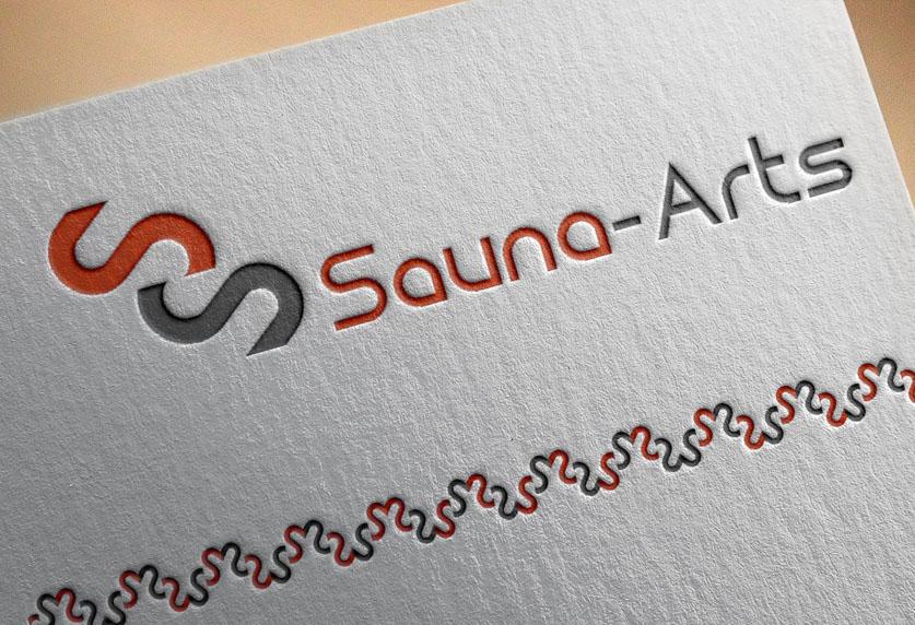 РАЗРАБОТКА ЛОГОТИПА ДЛЯ «SAUNA-ARTS»