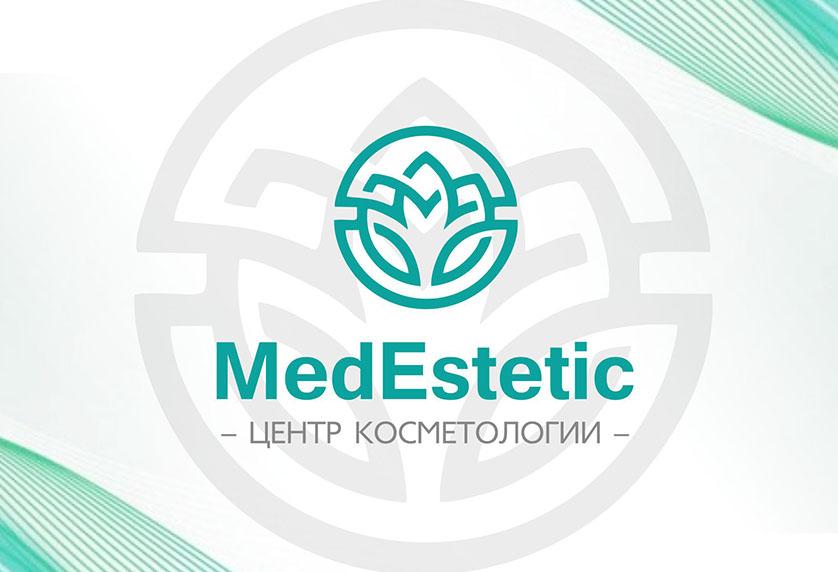 РАЗРАБОТКА ЛОГОТИПА МЕД ЭСТЕТИК